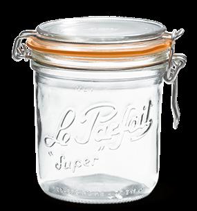 Spannbügelglas 750 ml von Le Parfait