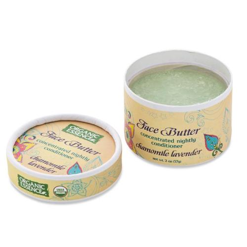 Face Butter von Organic Essence in der Papierdose
