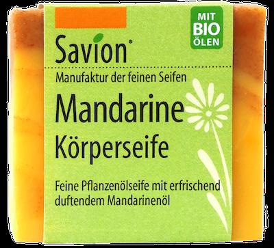 Savion Körperseife Mandarine