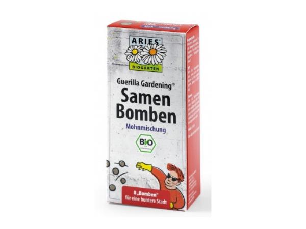 Aries Samenbomben, versch. Sorten