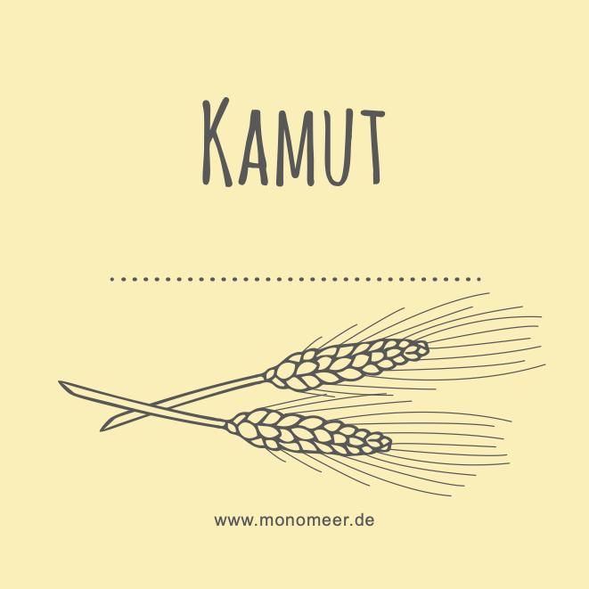 """Aufkleber für Gefäße """"Getreide"""""""