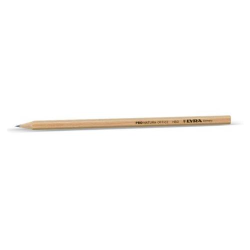 Bleistift unlackiert