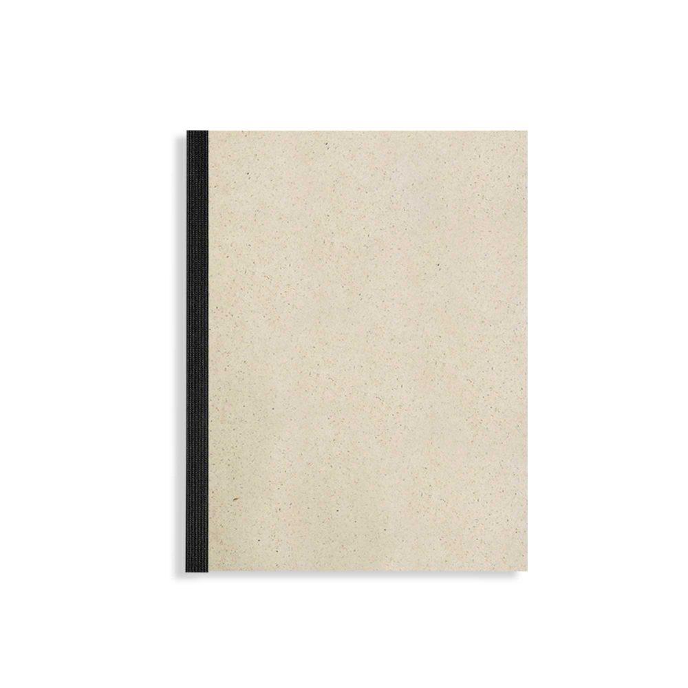 Notizheft A5 aus Graspapier