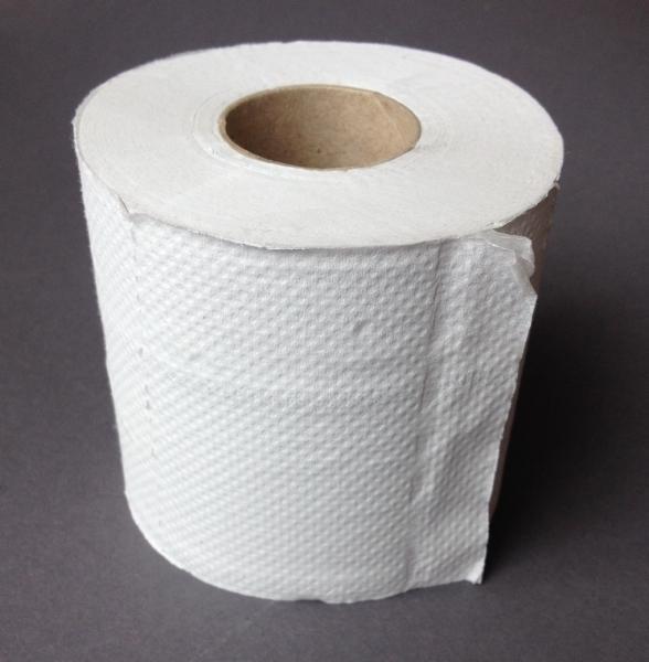 Recycling-Toilettenpapier, 1 Rolle