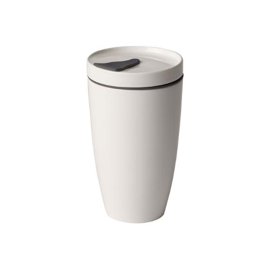 Villeroy und Boch Kaffeebecher to go in weiß