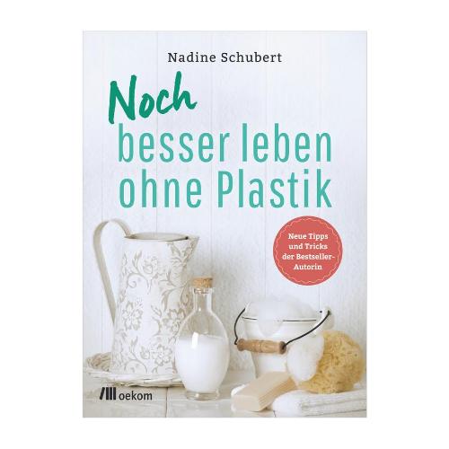 """Buch """"Noch besser leben ohne Plastik"""""""