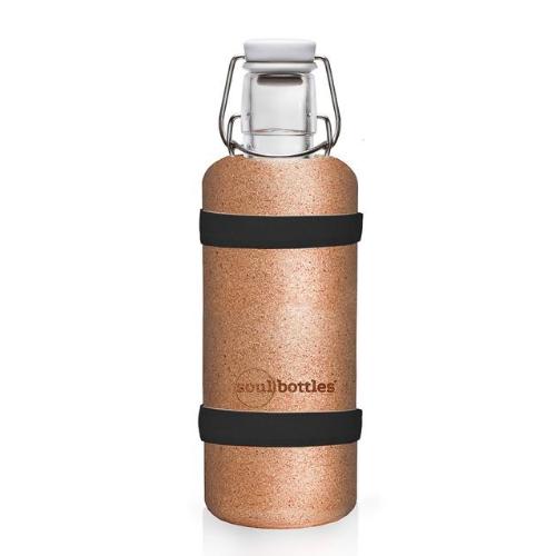 Flaschenschutz aus Kork
