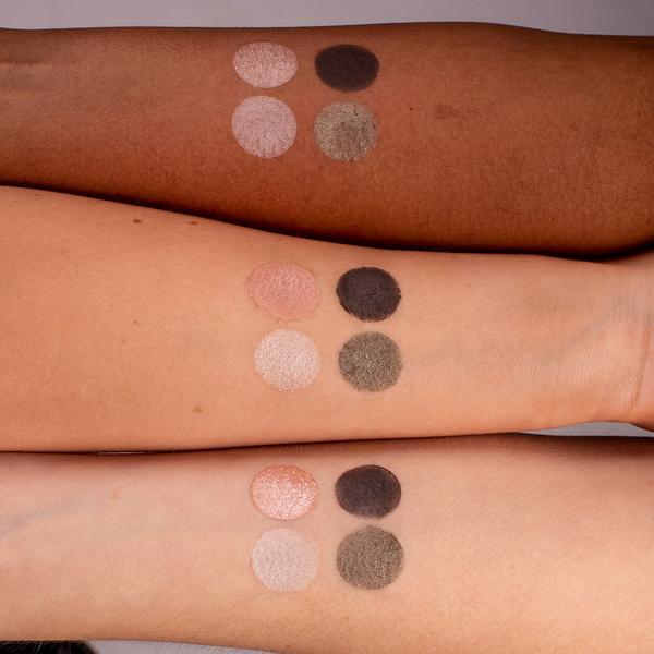 GRN Cosmetics Lidschattenpalette, versch. Farben